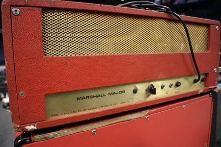Marshall Major сзади