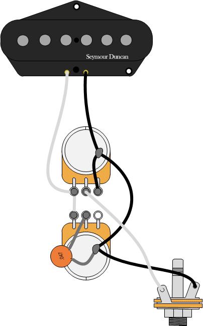 Звукосниматель с регулировками