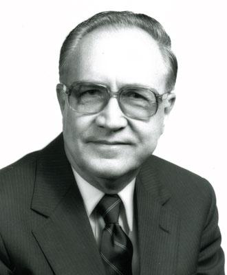 Forrest White Fender vice-president