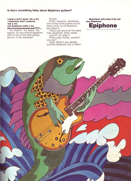 1967 – Epiphone