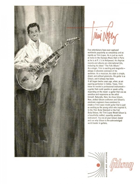 1965 – Trini Lopez