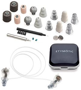 PRO High-Definition Electronic Earplugs