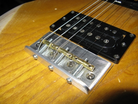 PAF Telecaster Bridge