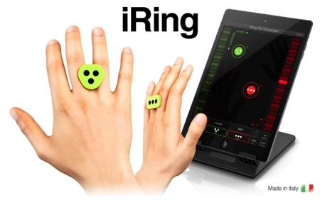 IK Multimedia iRing. Фото