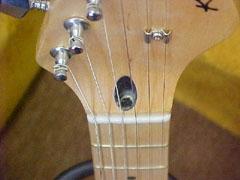 Вид стандартной гайки анкерного стержня под шестигранный ключ