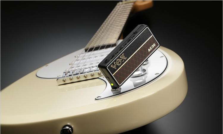 Vox Amplug Classic Rock - гитарный мини-усилитель для