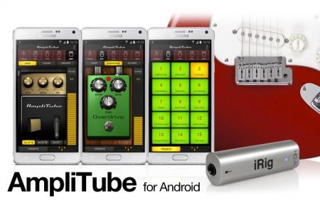 Amplitube для Android