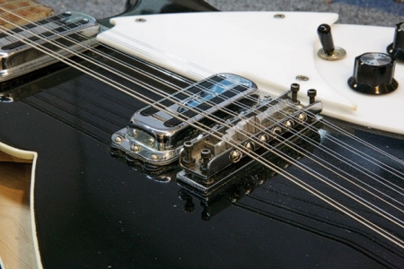 Фото 9. Отстройка двенадцатиструнной электрогитары