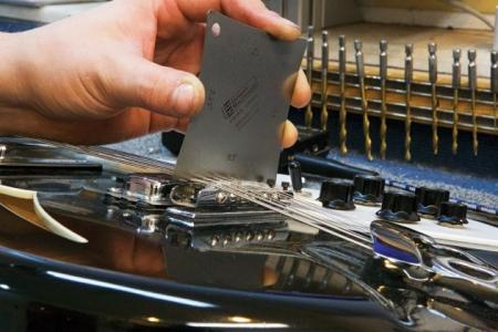 Фото 8. Отстройка двенадцатиструнной электрогитары