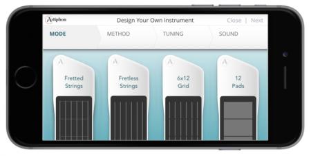 Artiphone Instrument 1 app