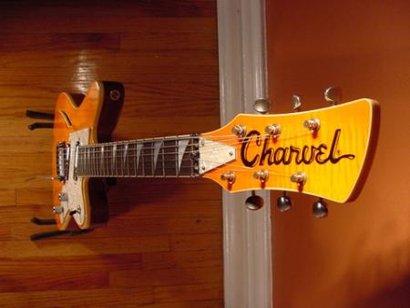 Charvel Surfcaster Guitar