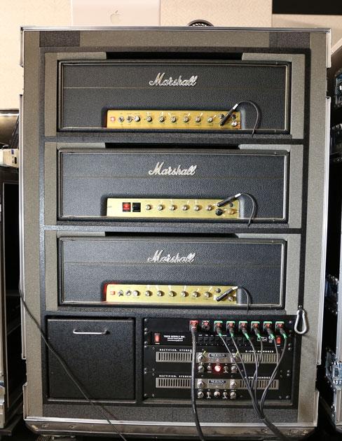 Marshall Super Lead Rack