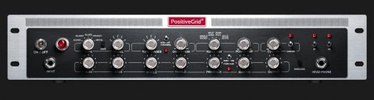 Positive Grid BIAS RACK