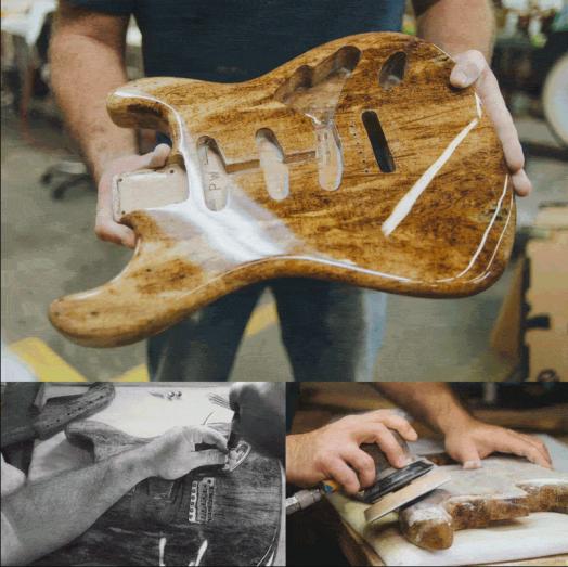 Agave Stratocaster