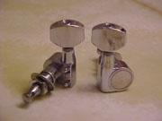Характерные герметичные колки (Generic Sealed Tunres) без затяжных винтов