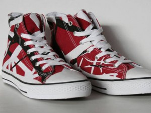 Eddie Van Halen Shoes