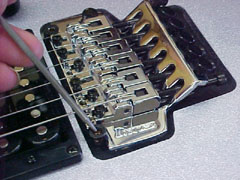Floyd Rose Floating Bridge
