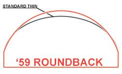 59'roundback