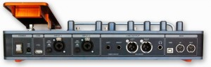 V-pedal - Stand Alone VST Player. Back