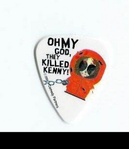 OH MY GOD THEY KILLED KENNY!