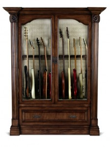 Antique Vintage Armoire