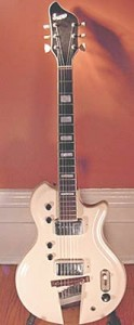 1963 Supro Res-o-Glass