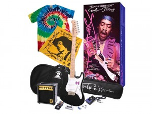 """The Jimi Hendrix """"Experience"""" Electric Guitar Package"""