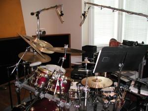 Подзвучка барабанов