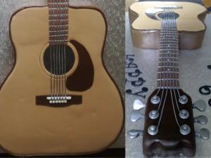 Торт - Акустическая гитара