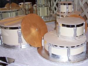 Торт-барабанная установка