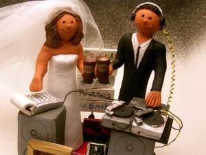 Ди-джеи женятся ;)