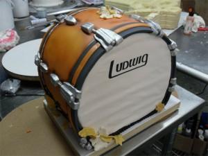 Бас-бочка Ludwig
