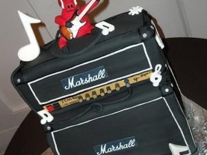 Торт Marshall JCM800
