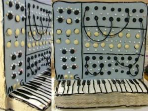 Торт Moog Modular