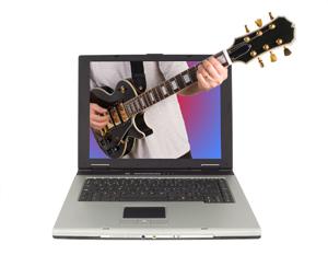 Как подключить гитару к компьютеру?