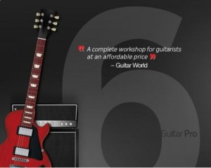 Guitar Pro 6.0.1 r7840 Multilingual Fixed (2010)