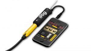 Amplitube для Iphone