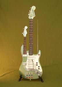 The Destroyer - Guitar
