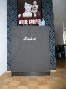 Ikea Marshall Amp