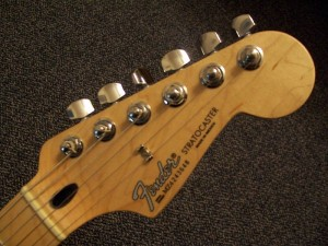 Fender Standard Stratocaster MIM