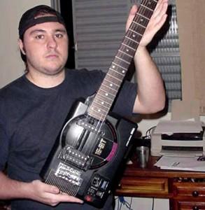 MegaDrive Guitar