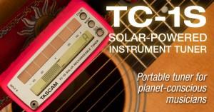 Tascam Solar Tuner TC-1S