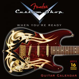 Fender Calendar