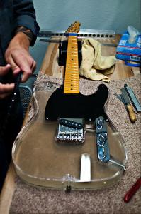 Fender Lucite Esquire