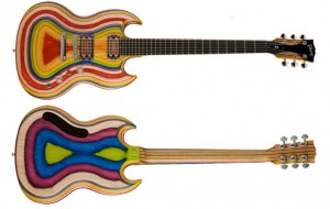 Gibson SG Zoot Suit
