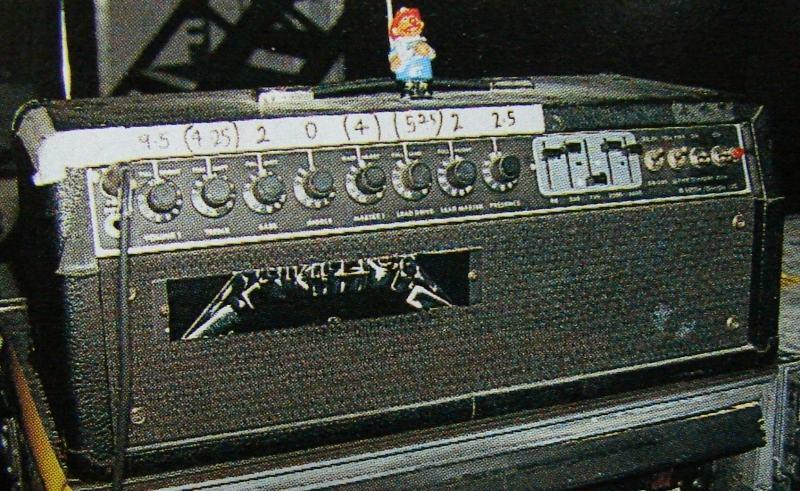 Mesa Boogie Mark II.