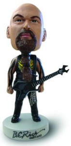 Kerry King Bobble Head