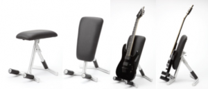 AxSys Guitar Stand-Seat