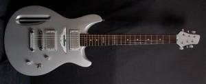 Aston Martin Vantage Guitar