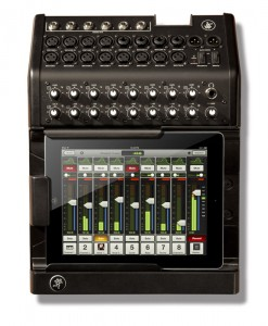 Mackie DL1608 16-Channel Digital Live Sound Mixer